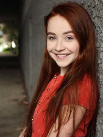 Sabrina Carpenter Headshot - P 2013