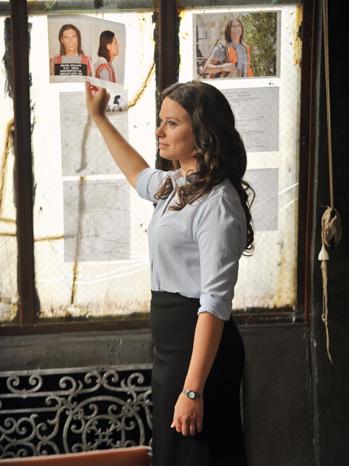 Scandal Katie Lowes Episodic - P 2013