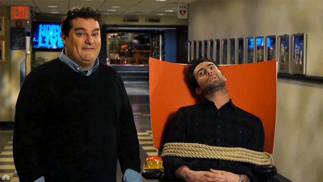 Adam Levine SNL Promo - H 2013