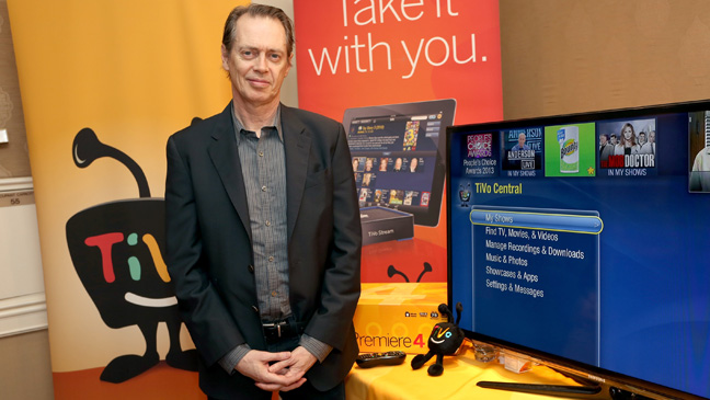 Steve Buscemi at  HBO Luxury Lounge - H 2013