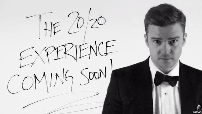 Suit_Tie Justin_Timberlake 20/20 - H 2013