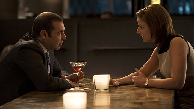 Suits Episodic Table USA - H 2013