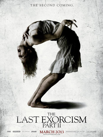 The Last Exorcism Part II One Sheet - P 2013