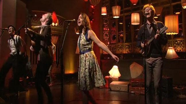 The Lumineers - SNL - Saturday Night Live