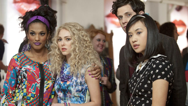 The Carrie Diaries Read Before Use Episodic - H 2013