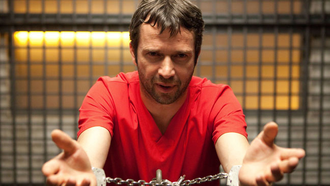 The Following James Purefoy in Handcuffs - H 2013