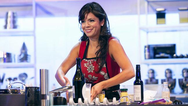 The Taste Premiere Episodic Contestant - H 2013