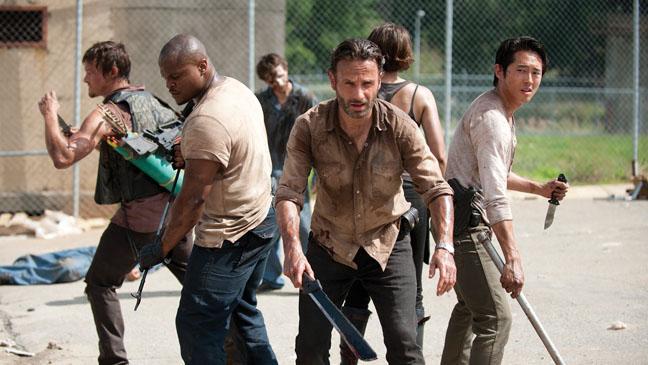 Walking Dead Showrunner Shakeup – H 2012