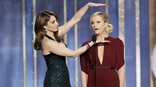 Tina Fey Amy Poehler Golden Globes Monolog 2 - H 2013