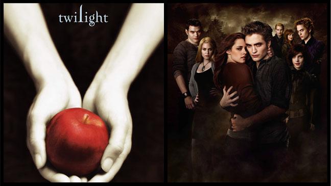 """""""Twilight"""" saga"""
