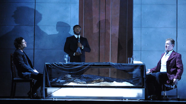 Usher Theater Review - P 2013
