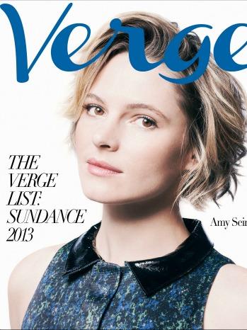 Verge Sundance Cover - P 2013