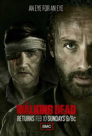The Walking Dead Return 2/10 Key Art - P 2013