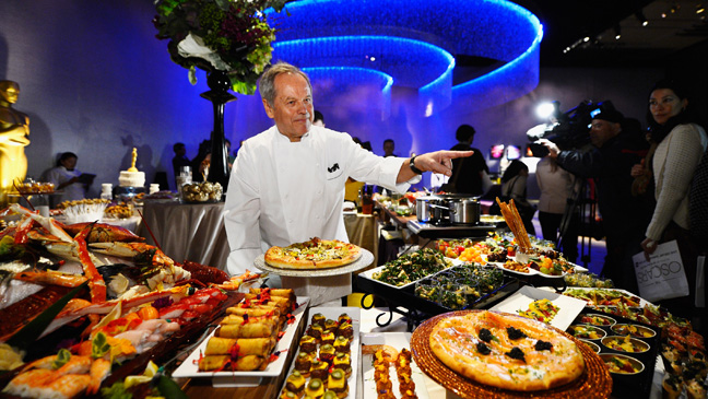 Governors Ball Preview Wolfgang Puck - H 2013