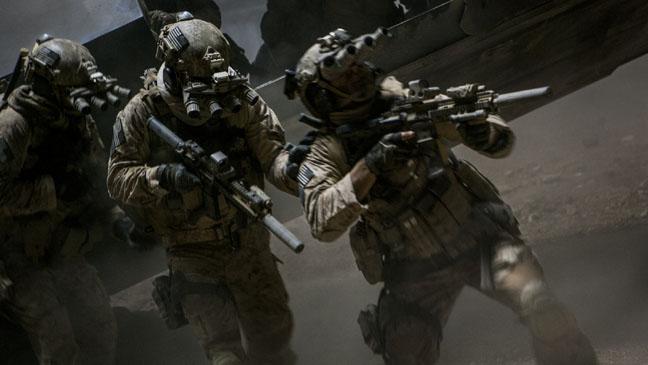 Zero Dark Thirty Navy Seals Raid - H 2013