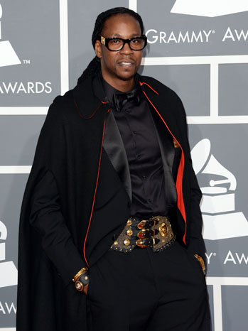 2 Chainz Grammy Arrivals - P 2013