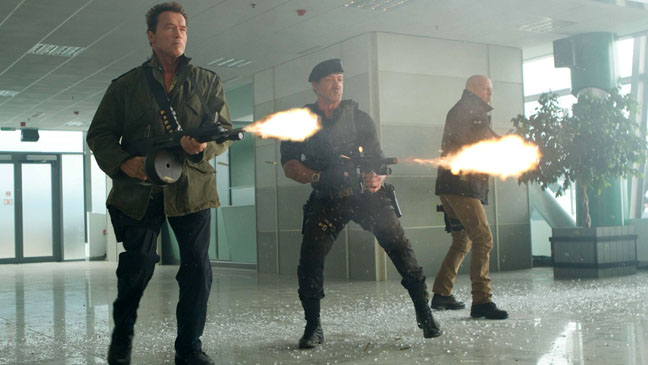 'The Expendables 2' (2012)
