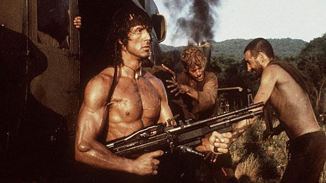 'First Blood' (1982)