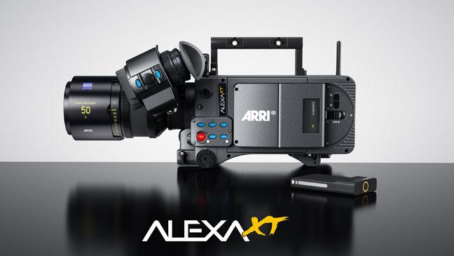 ALEXA XT Plus with Logo - H 2013