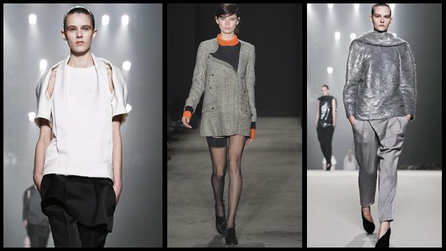 Alexander Wang - New York Fashion Week