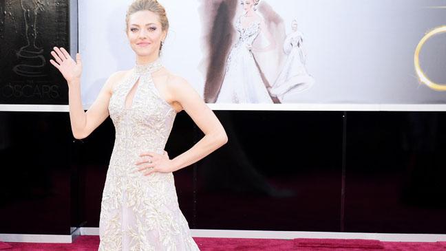 Amanda Seyfried Oscars - H 2013