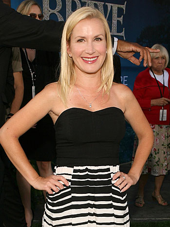 Angela Kinsey Film Independent - P 2013