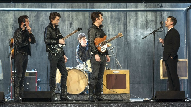 Backbeat Production Beatles Play - H 2013