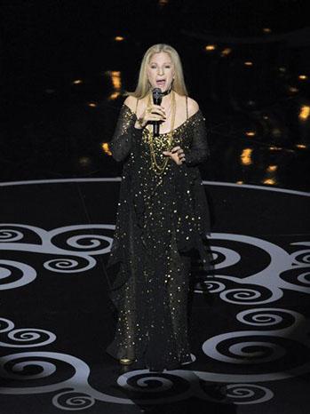 Barbra Streisand Oscars - P 2013
