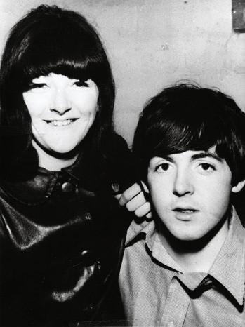 Beatles McCartney Freda Kelly - P 2013