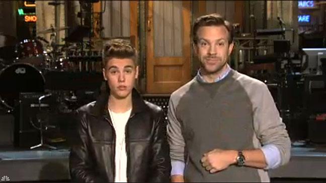 Bieber SNL Promo - H 2013