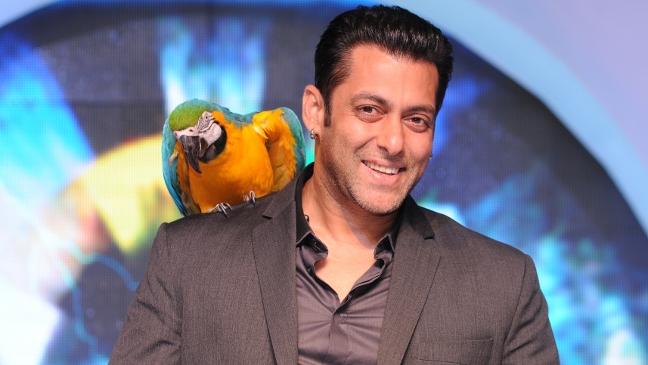 'Big Brother' India host Salman Khan