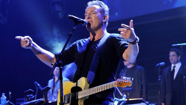 Springsteen - H - 2013