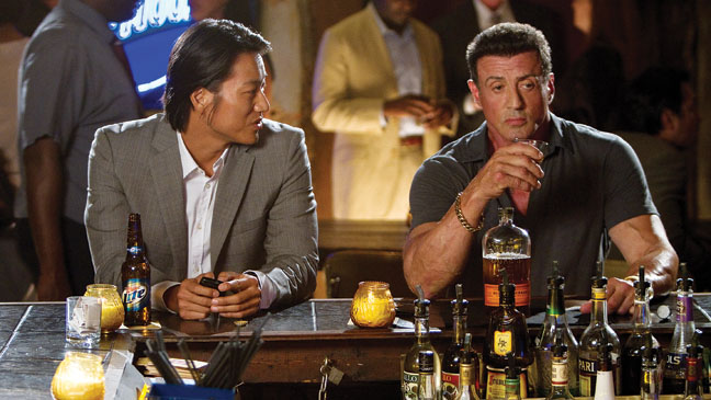 Stallone Bullet to the Head - H 2013