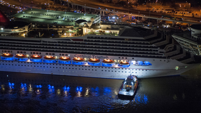 Carnival Cruise Triumph - H 2013