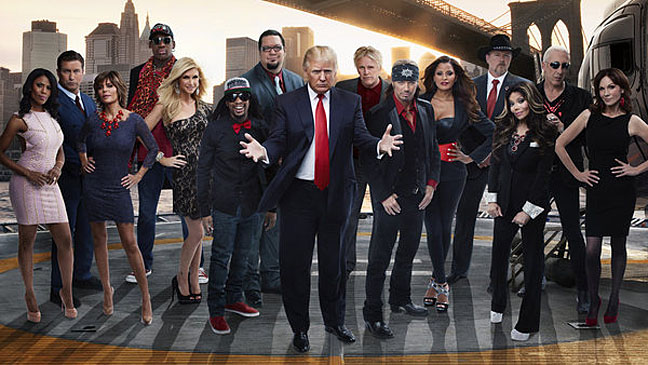 Celebrity Apprentice Cast Photo - H 2013