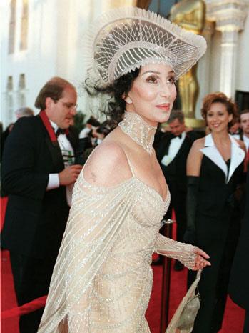 Cher Oscars 1998 - P 2013