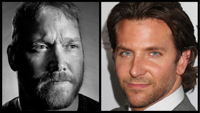 Chris Kyle and Bradley Cooper split