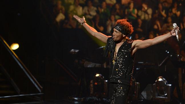 Chris Watson American Idol - H 2013