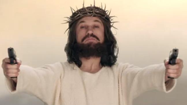 SNL Jesus Unchained - H 2013