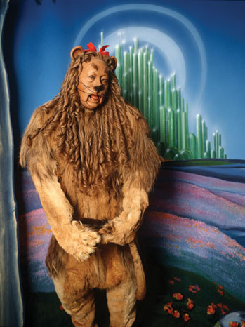 Cowardly Lion Costume - P 2013
