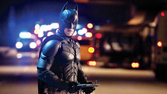 Dark Knight Batman Film Still - H 2013