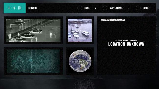 Dark Skies website Screengrab - H 2013