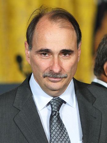 David Axelrod 2010 - P 2013