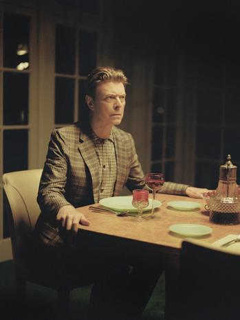 David Bowie Stars video 1 P