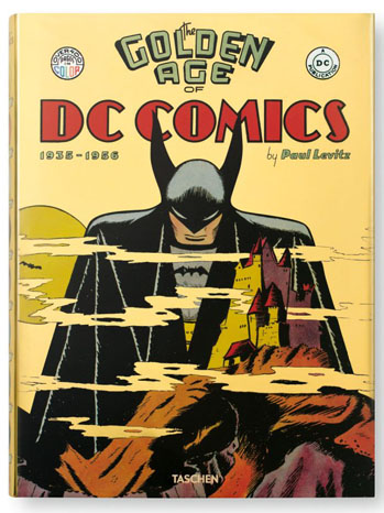 DC Comics Golden Age Cover - P 2013