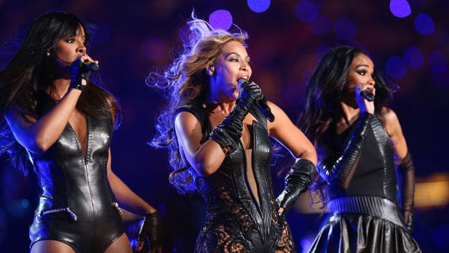 Destiny's Child Super Bowl Half Time - H 2013