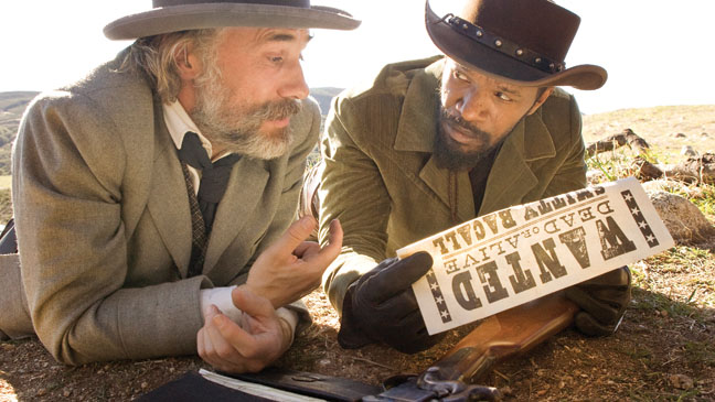 Django Unchained Wanted - H 2013