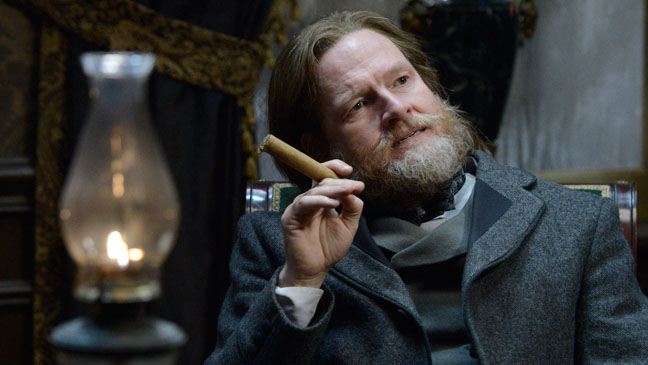 Donal Logue in Copper Episodic - H 2013