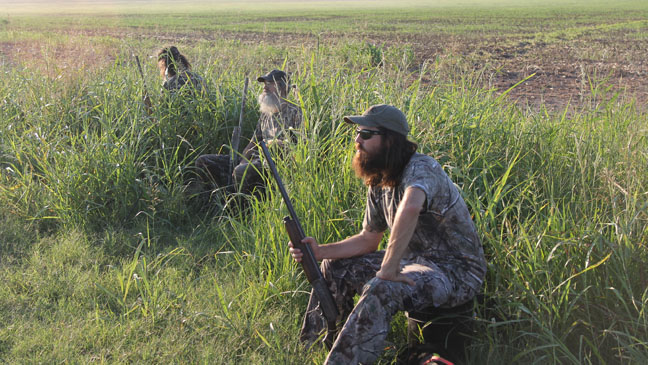 Duck Dynasty Hunting - H 2013