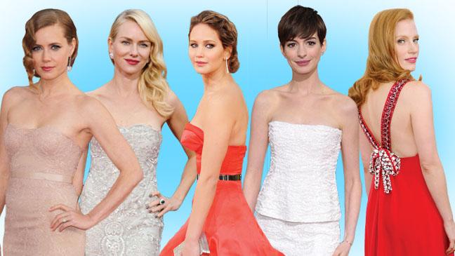 Five Fecta Actresses - H 2013